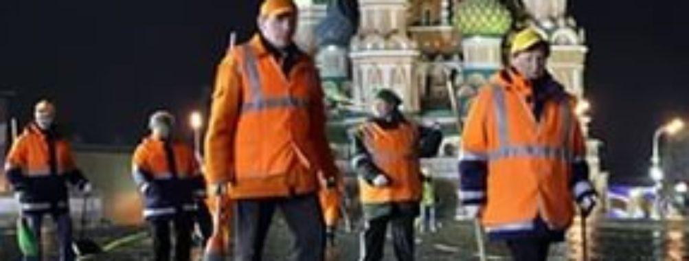 На территории Москвы трудится 1,37 млн рабочих-иностранцев
