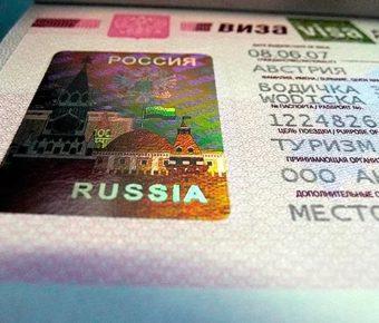 Иностранцам разрешат въезд в Санкт-Петербург по электронной визе